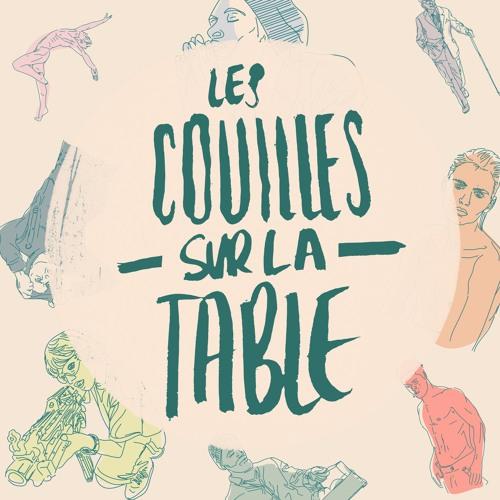 Mes couilles sur la table