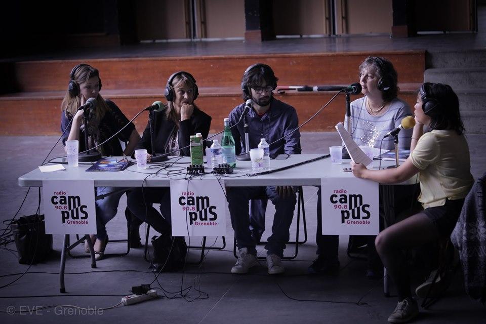 table ronde émission spéciale à Eve rentrée 2019 RCG