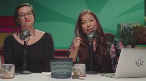 Matika Wilbur et Adrienne Keene dans All my relations podcast