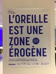 paris podcast festival oreille zone érogène
